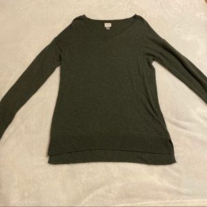 Target A New Day Olive Long sleeve Sweater